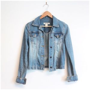 Abercrombie Vintage Jean Jacket